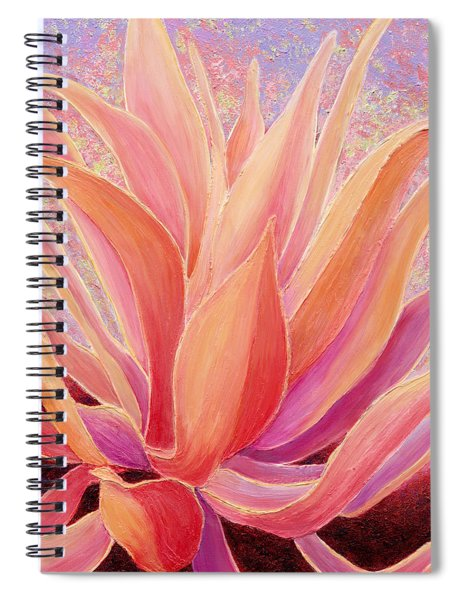 Tequila Sunrise Spiral Notebook