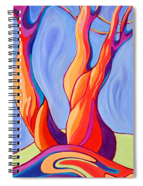 Terpsichore Tribute Spiral Notebook