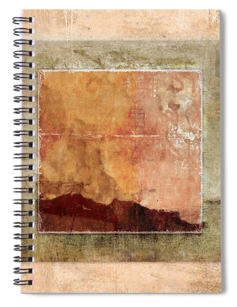 Terracotta Earth Tones Spiral Notebook