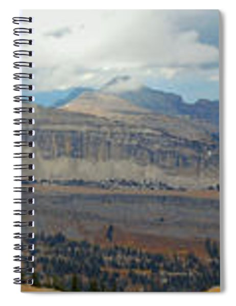 Teton Canyon Shelf Spiral Notebook
