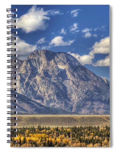 Teton Glory Spiral Notebook