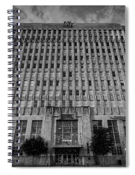 Texas And Pacific Lofts Spiral Notebook