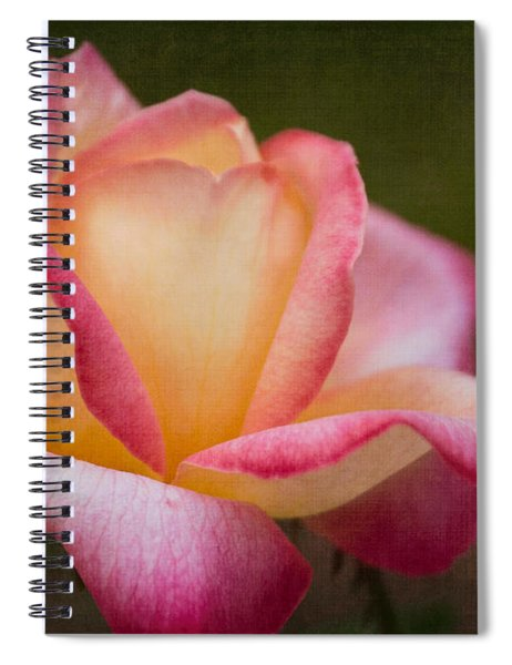 Textured Star Spiral Notebook