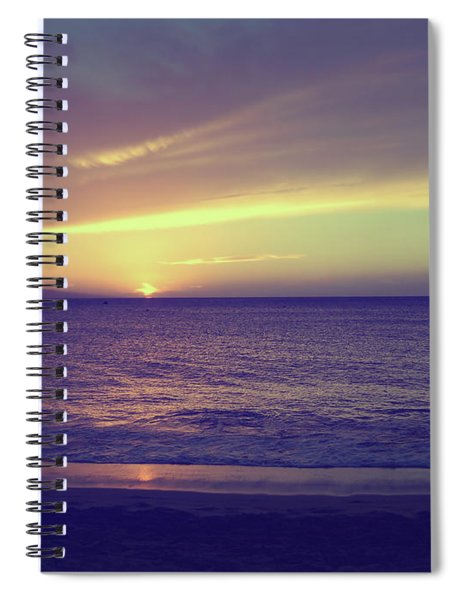 That Peaceful Feeling Spiral Notebook