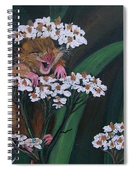 That Tickles Spiral Notebook