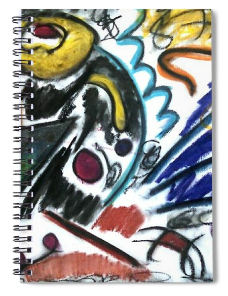 That Which Remains Unseen Spiral Notebook