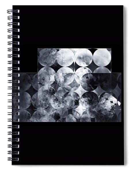 The 13th Dimension Spiral Notebook by Menega Sabidussi