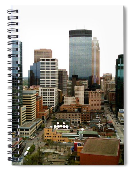 The 35th Floor Spiral Notebook