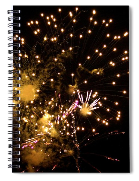The 4th Of July 2013 Spiral Notebook