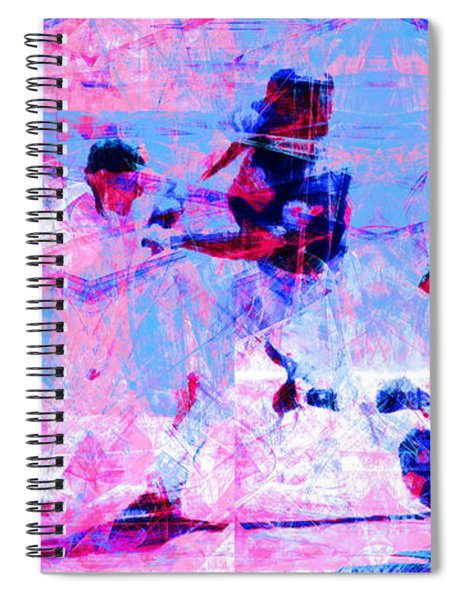 The All American Pastime 20140501 Long V2 Spiral Notebook