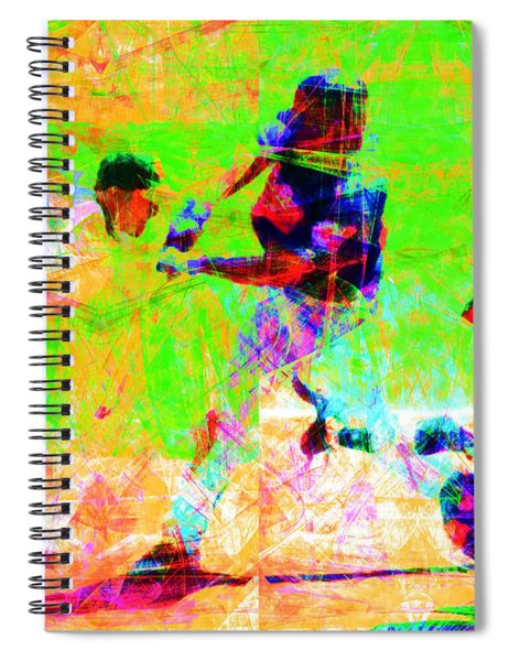 The All American Pastime 20140501 Spiral Notebook