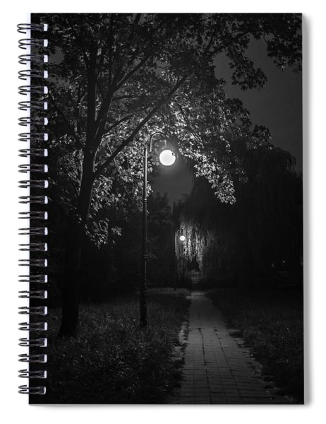 The Alley Spiral Notebook