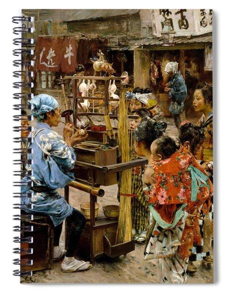 The Ameya Spiral Notebook