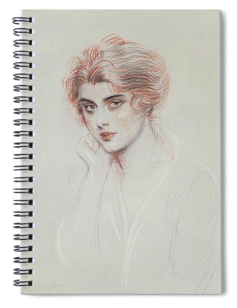 The Artists Daughter Spiral Notebook