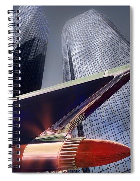 The Bank Spiral Notebook