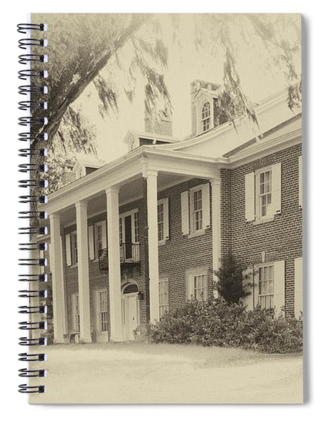 The Baruch House Spiral Notebook