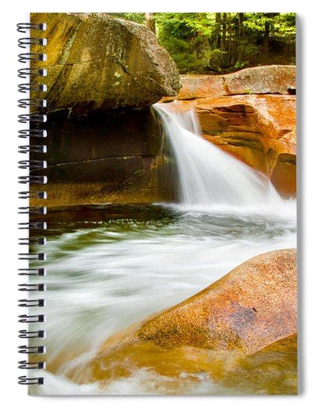The Basin Spiral Notebook