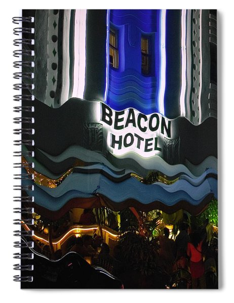 The Beacon Hotel Spiral Notebook