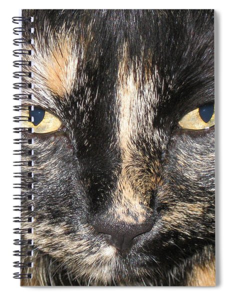 The Beauty Mau Spiral Notebook