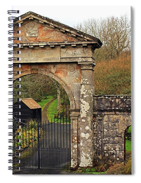 The Bishop's Gate Spiral Notebook