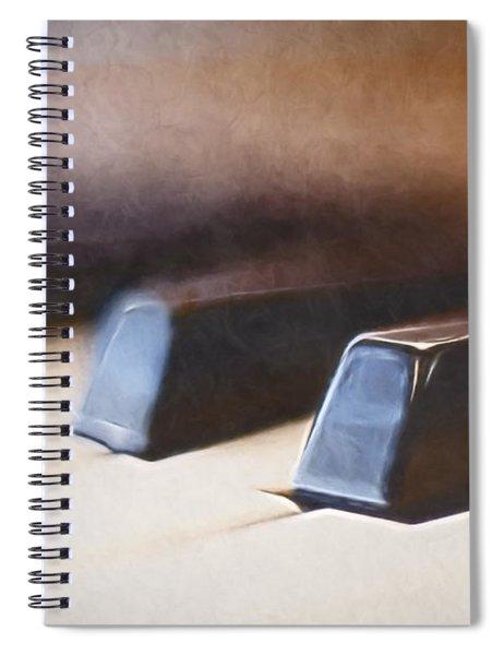 The Black Keys Spiral Notebook