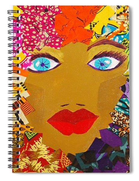 The Bluest Eyes Spiral Notebook