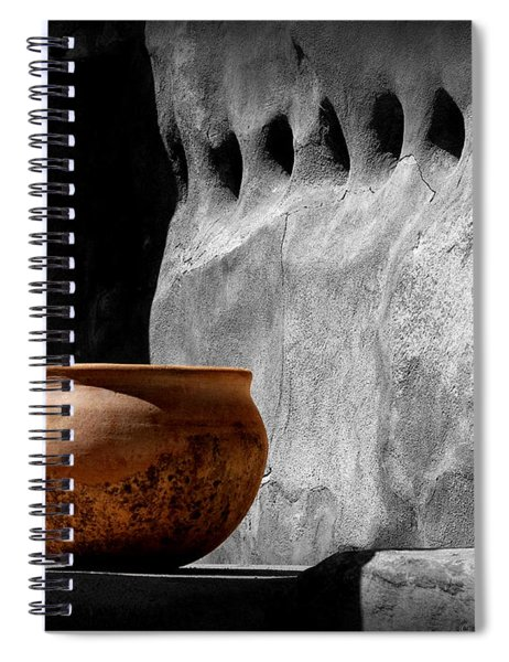 The Bowl Spiral Notebook