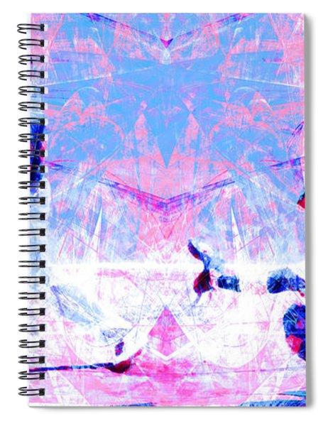 The Boys Of Summer 5d28228 Cool Lbb Long  Spiral Notebook