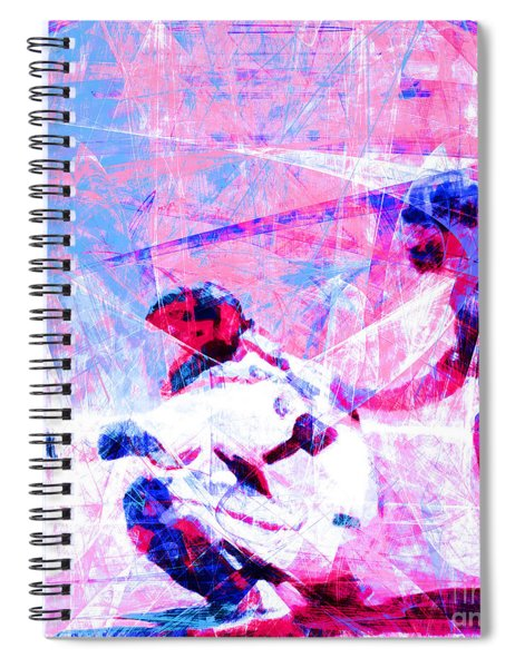 The Boys Of Summer 5d28228 The Catcher Square V3 Spiral Notebook