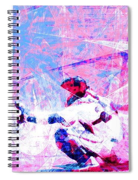 The Boys Of Summer 5d28228 The Catcher V3 Spiral Notebook