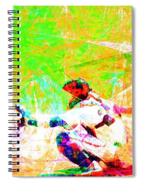 The Boys Of Summer 5d28228 The Catcher Spiral Notebook