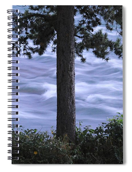 The Bulkley River Spiral Notebook