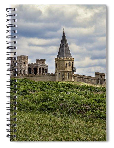 The Castle - Versailles Ky Spiral Notebook