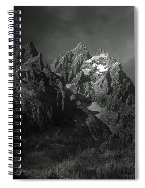 The Cathedral Group Spiral Notebook