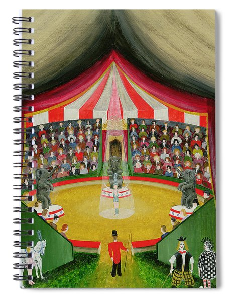 The Circus, 1979 Spiral Notebook
