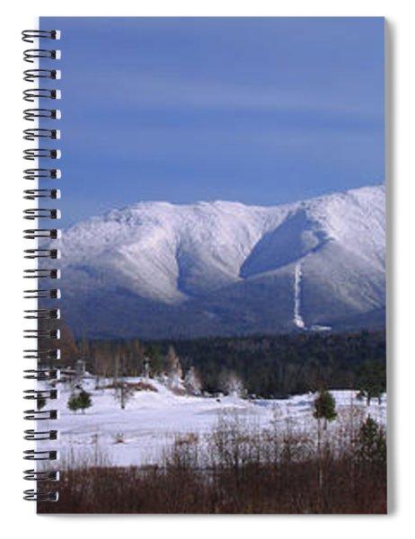 The Classic Mount Washington Hotel Shot Spiral Notebook