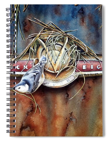 The Collector Spiral Notebook