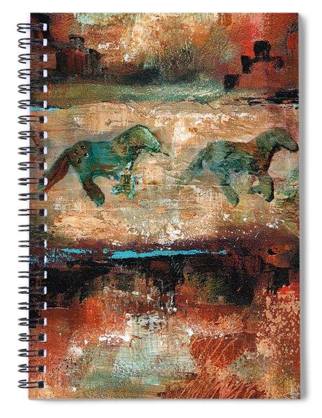 The Cookie Jar Spiral Notebook