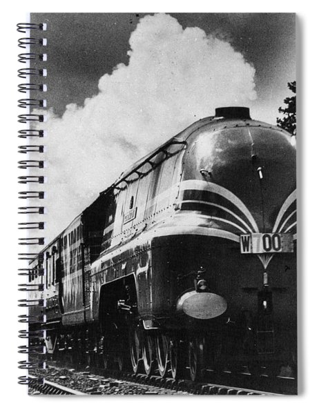 The Coronation Scot 1937 Spiral Notebook
