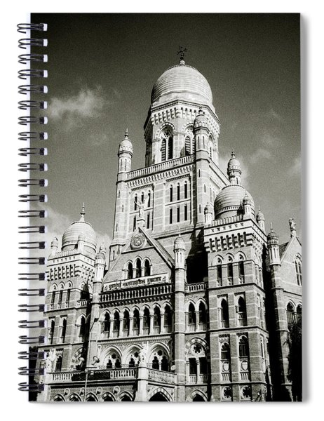 The Corporation Building Bombay Spiral Notebook