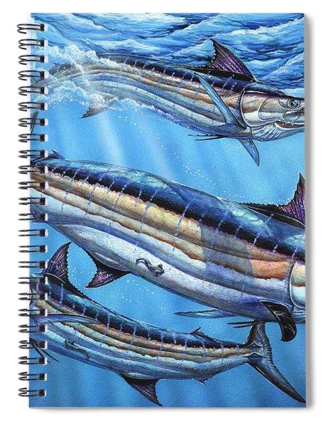 The Courtship Spiral Notebook