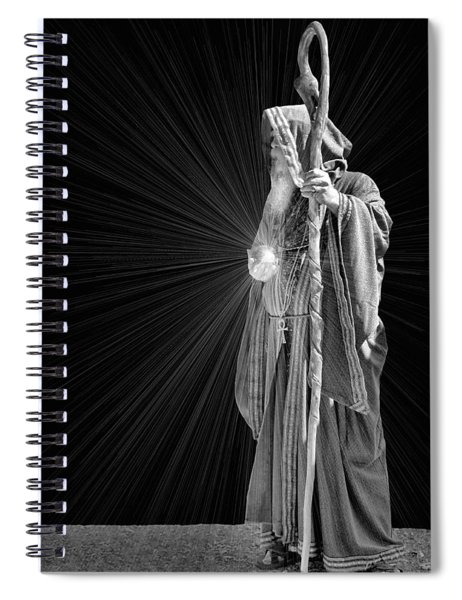 The Crystal Spiral Notebook
