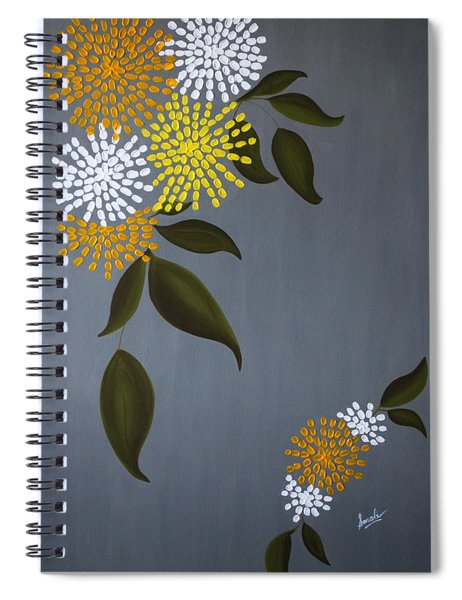 The Delicacy Of Life Spiral Notebook