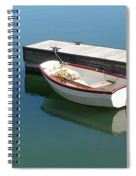 The Dingy Spiral Notebook