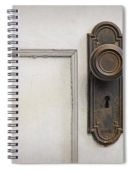 The Door Spiral Notebook