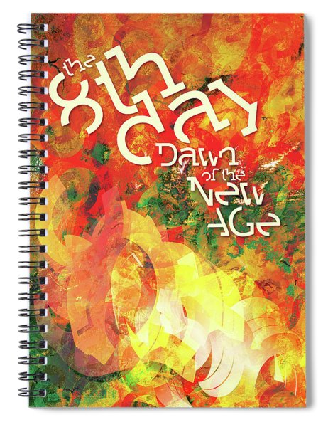 The Eighth Day Spiral Notebook