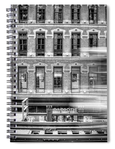 The Elevated Spiral Notebook
