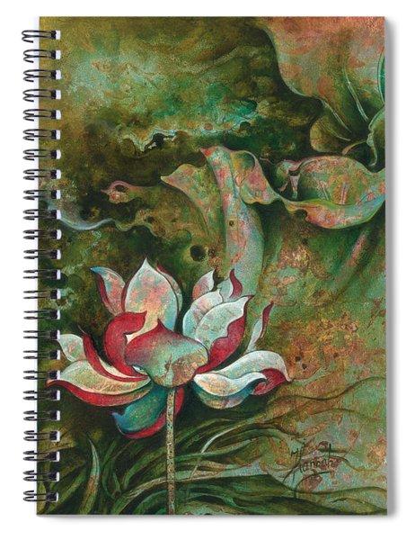 The Eremite Spiral Notebook