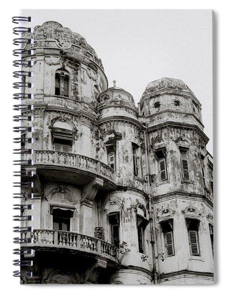 The Esplanade Mansions Spiral Notebook