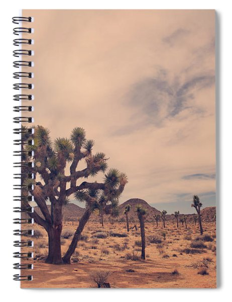 The Feeling Of Freedom Spiral Notebook